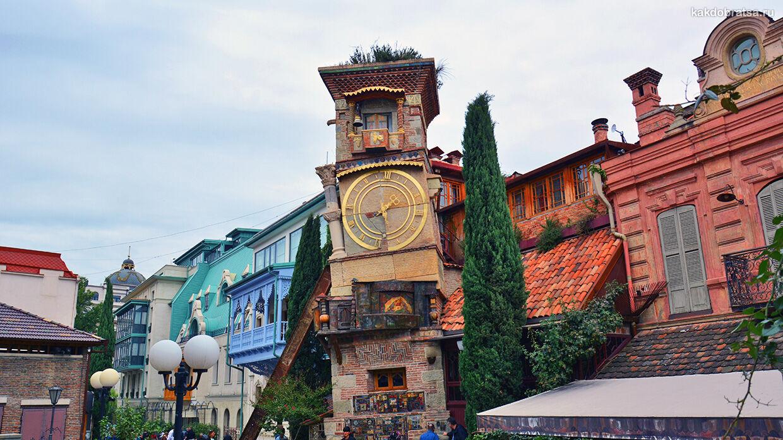 Как добраться из Москвы в Тбилиси дешево