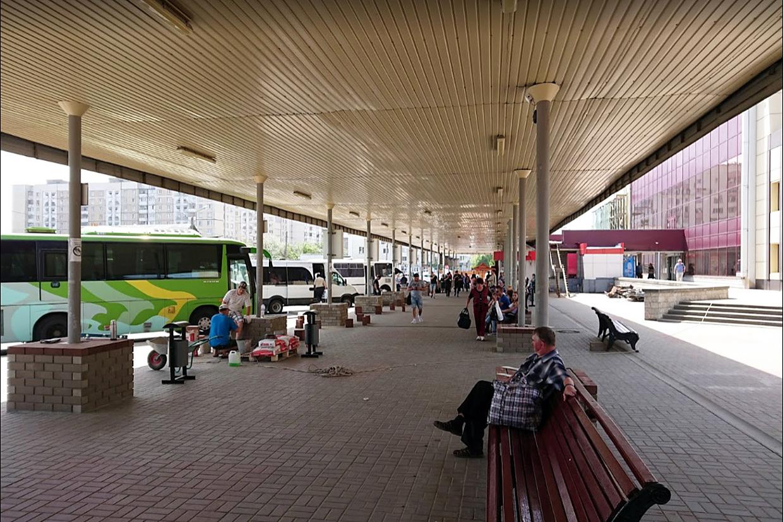 Междугородние автобус до Белгорода