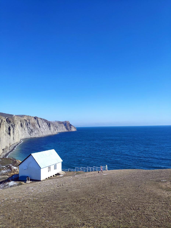 Бугаз Крымская Исландия