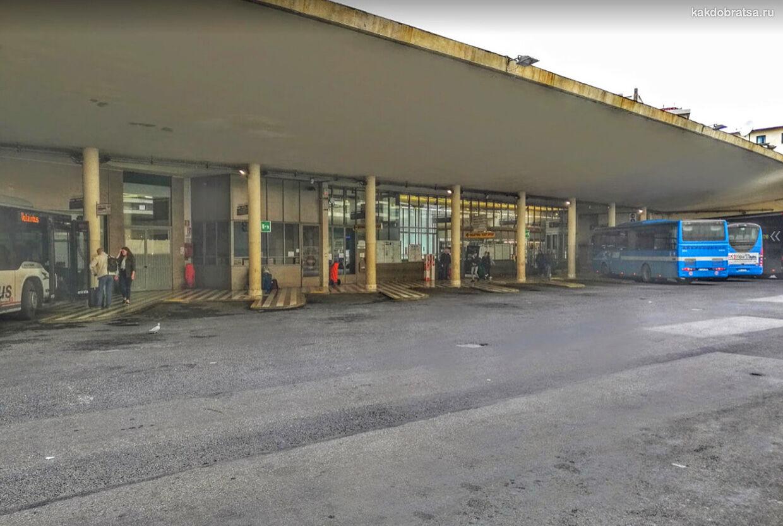 Центральный автовокзал Флоренции