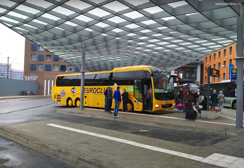 Автобус до Ганновера