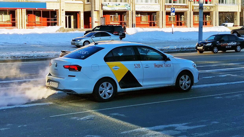 Такси в Крыму