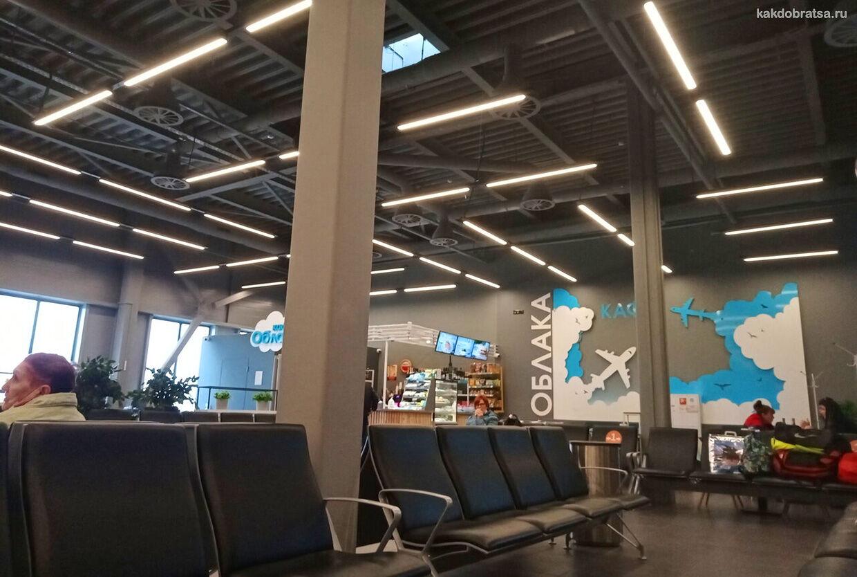 Аэропорт Елизово на Камчатке