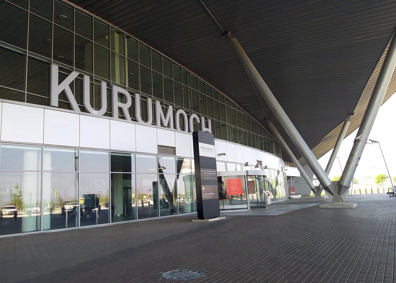 Аэропорт в Самаре как выглядит