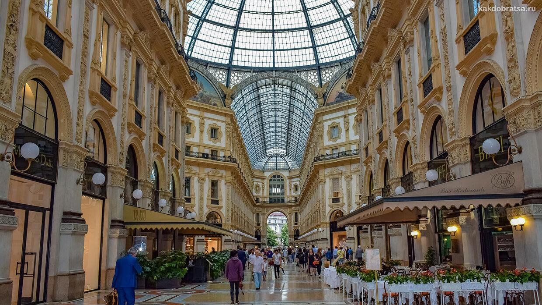 Как добраться из Венеции в Милан