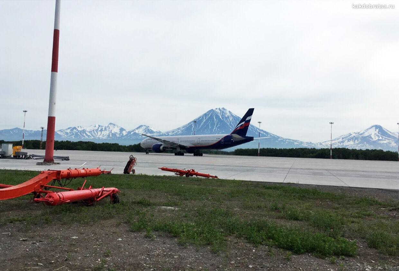 Рейс на Камчатку