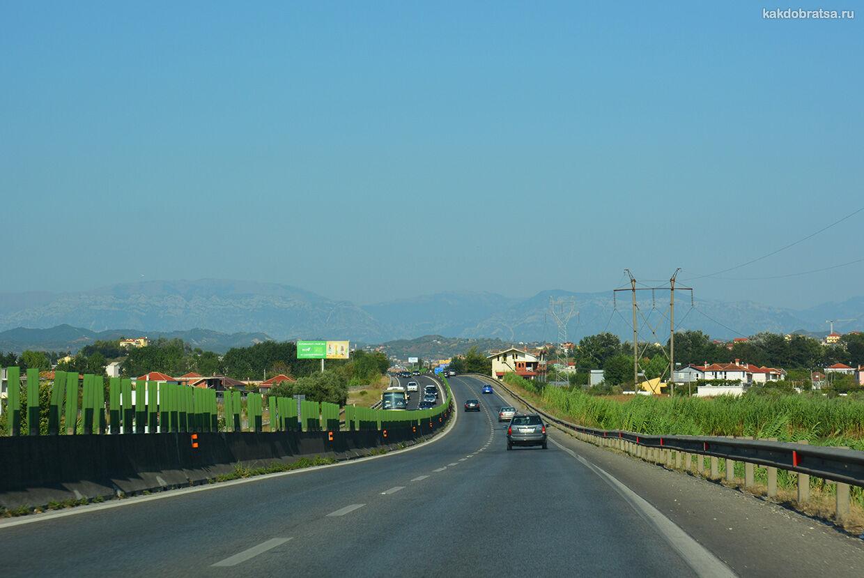 На автомобиле из Москвы в Албанию дорога
