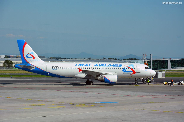 Авиабилеты и недорогие полеты в Самару
