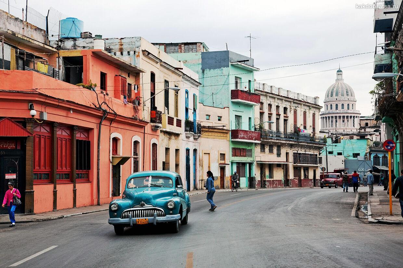 Тесты и ограничения коронавирус в 2021 году на Кубе