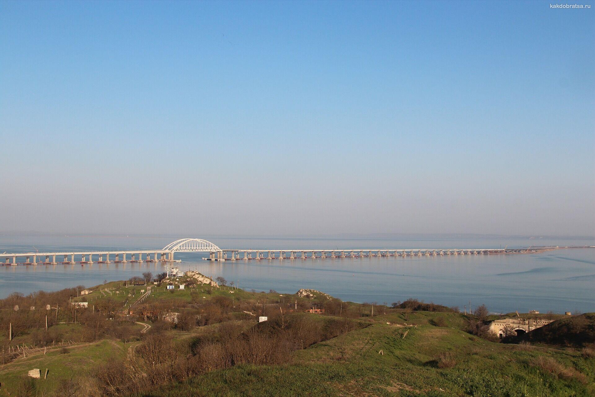 Автодорога из Воронежа в Крым