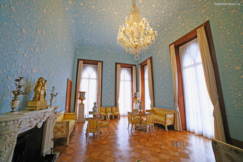 Билеты в Воронцовский дворец