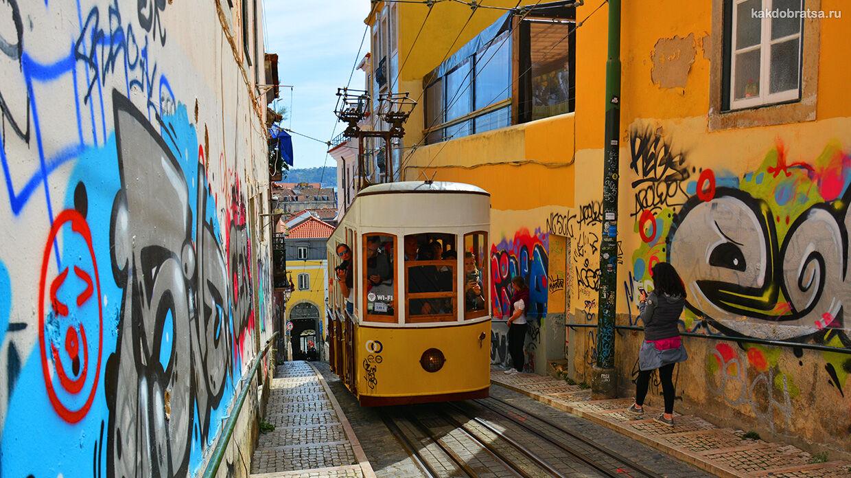 Как добраться из Москвы в Лиссабон