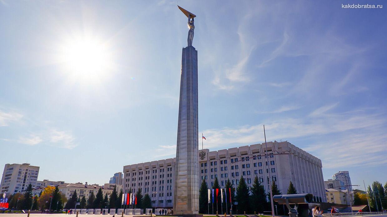 Как добраться из Тольятти в Самару
