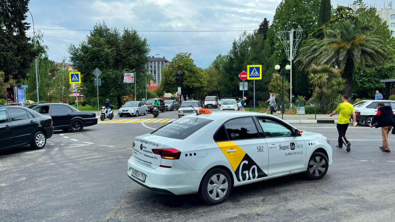 Такси в Сочи такси, цена, дешевое, приложение, вызвать