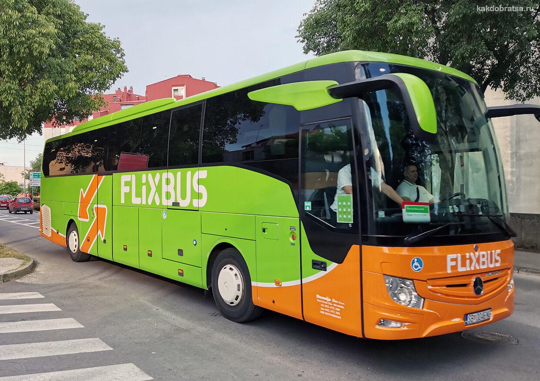 Автобус из Пулы в Риеку