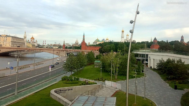 Парк Зарядье в Москве как добраться на метро и общественном транспорте