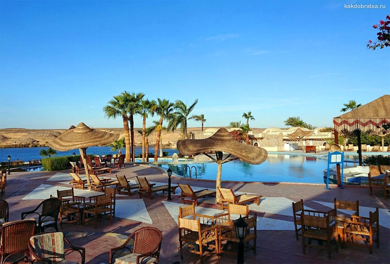 Отель в Абу-Симбеле