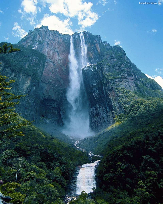 Туры на водопад Анхель