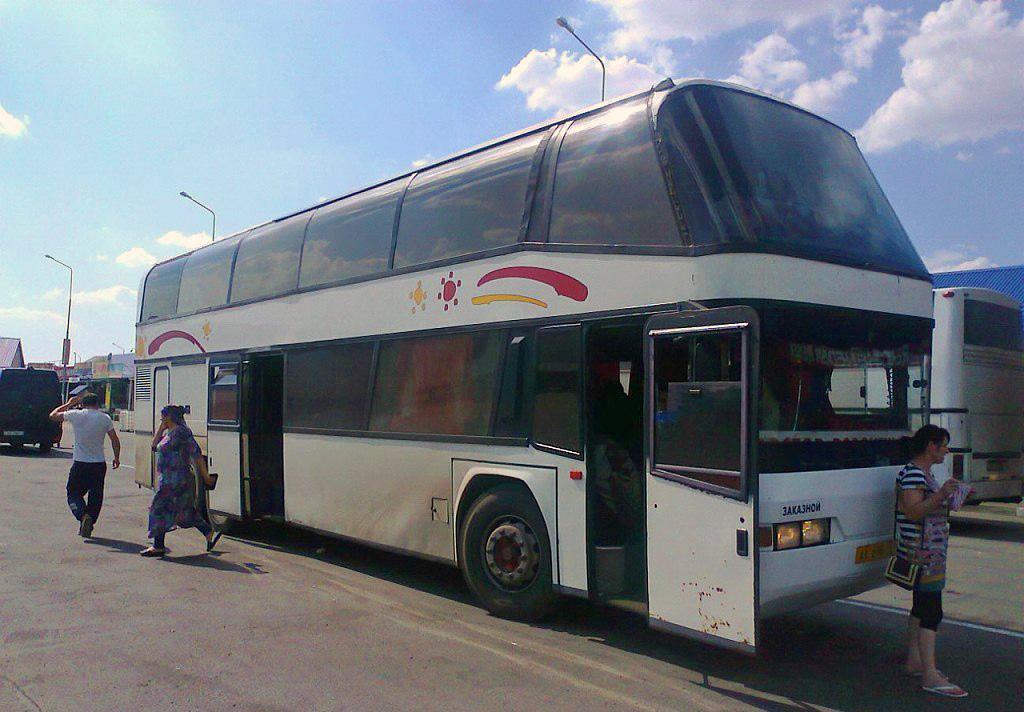 Махачкалатрансэкспрес или автовокзал Пирамида Махачкалы