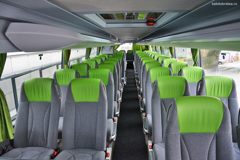 Автобус из Милана до Генуи