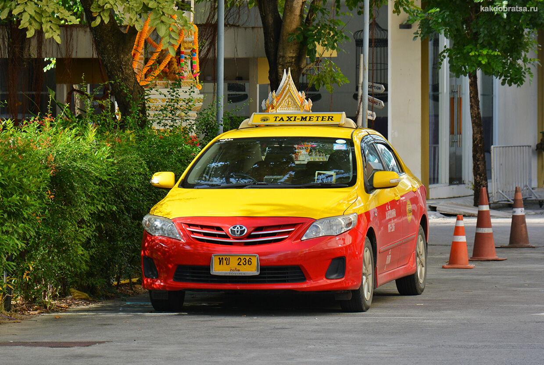 Официальное такси на Пхукете как заказать и стоимость