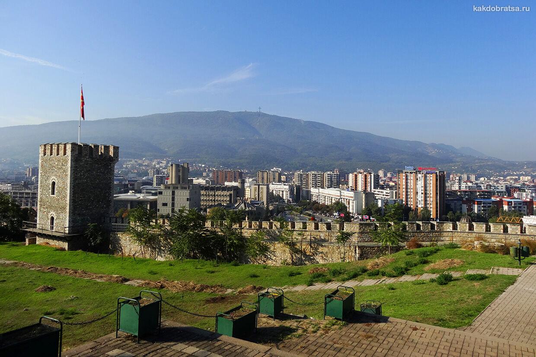 Туры в Скопье и Северную Македонию
