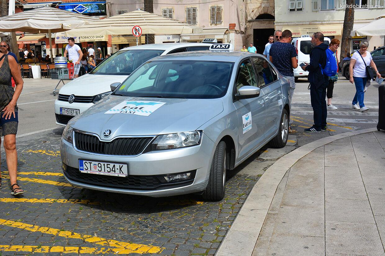 Сплит такси трансфер из аэропорта как дешевле заказать