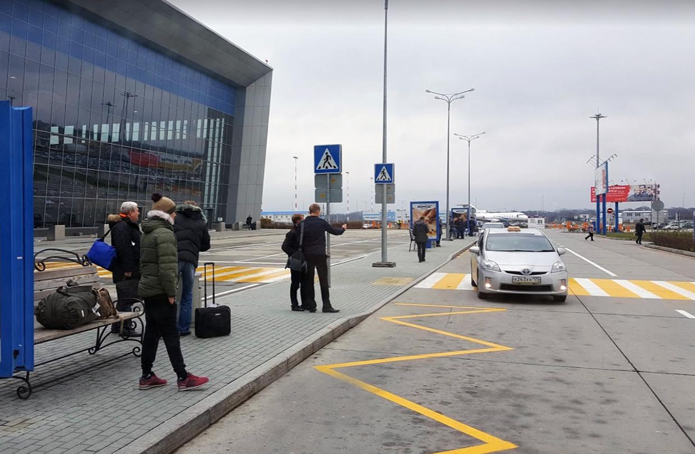 Аэропорт Владивосток автобус в город