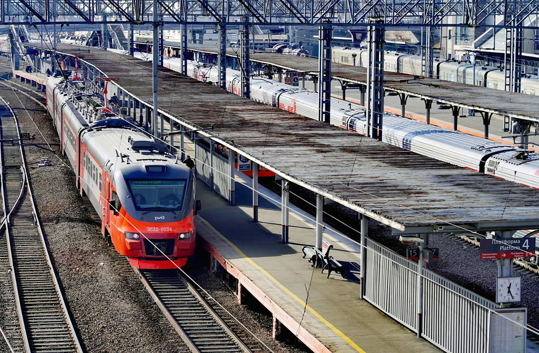 Аэропорт Владивосток Кневичи поезд, электричка, аэроэкспресс