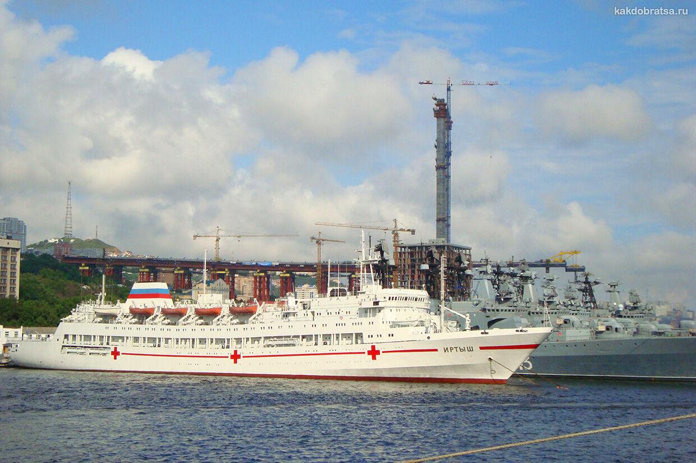 Туры во Владивосток