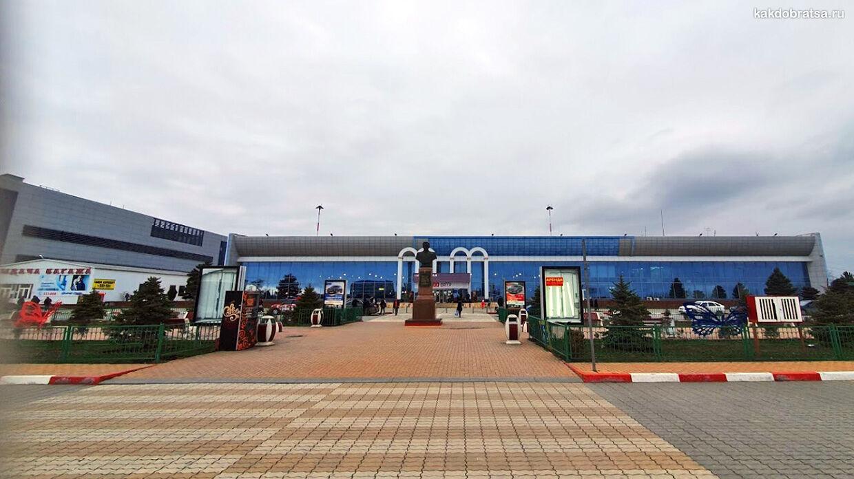 Махачкала аэропорт