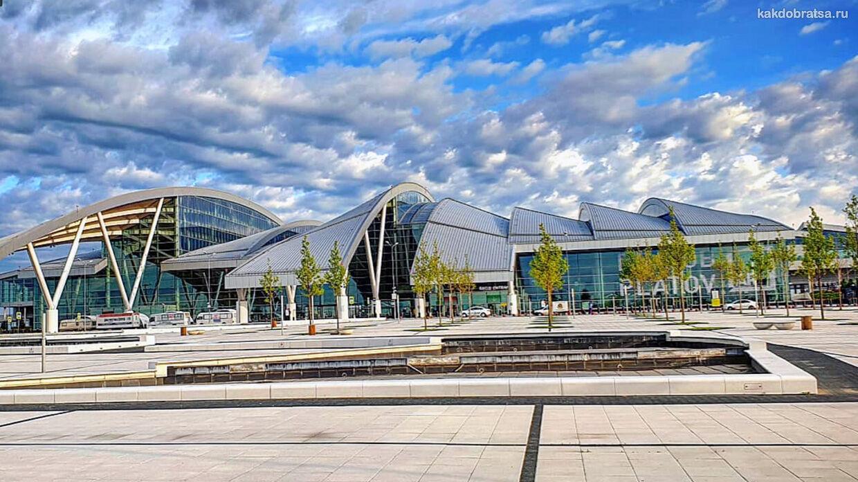 Ростов-на-Дону международный аэропорт Платов