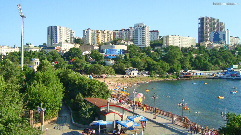 Как добраться из Москвы до Владивостока