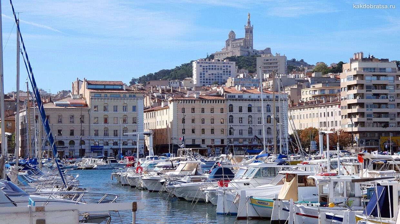 Как добраться из Ниццы в Марсель