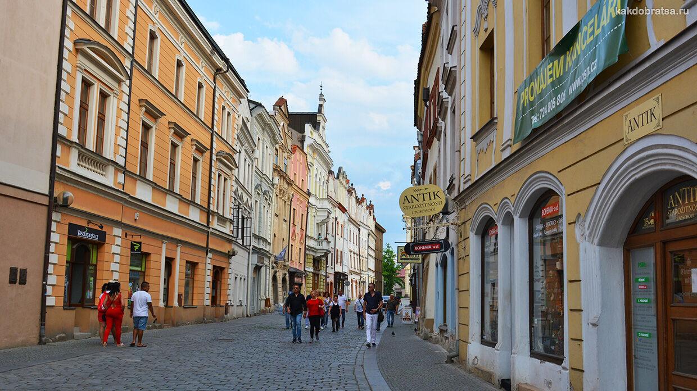 Как добраться из Праги в Пардубице