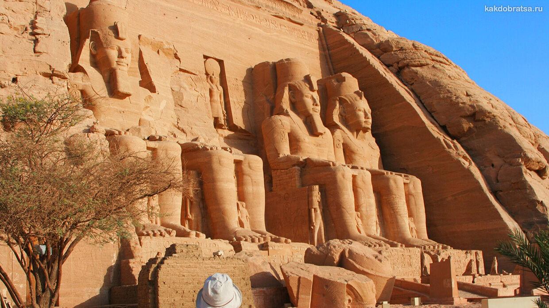 Как добраться в Абу-Симбел в Египте