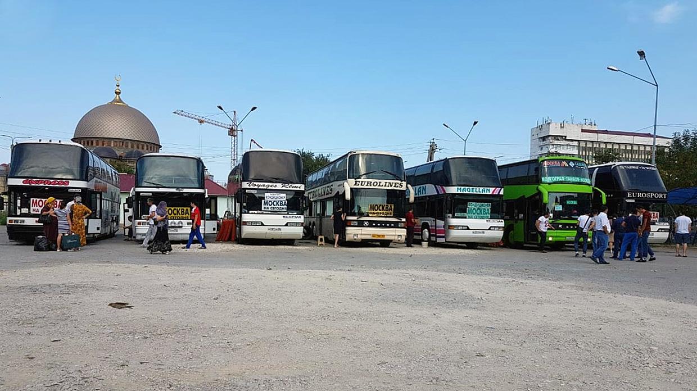 Махачкала автовокзалы с адресами, услугами и как купить билеты