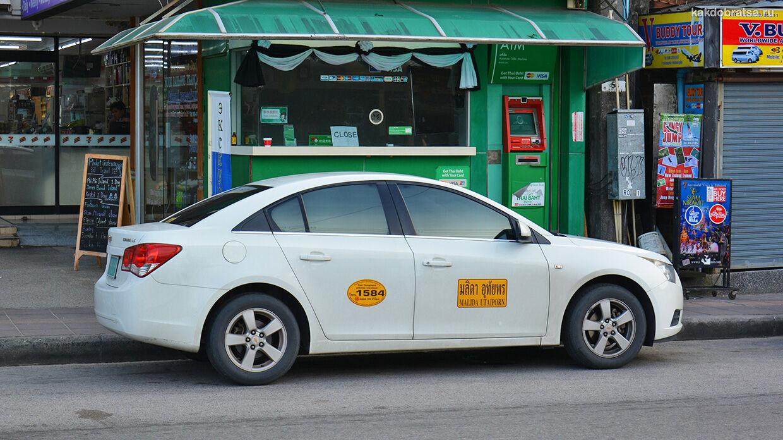 Такси на Пхукете цены, приложения и как вызывать