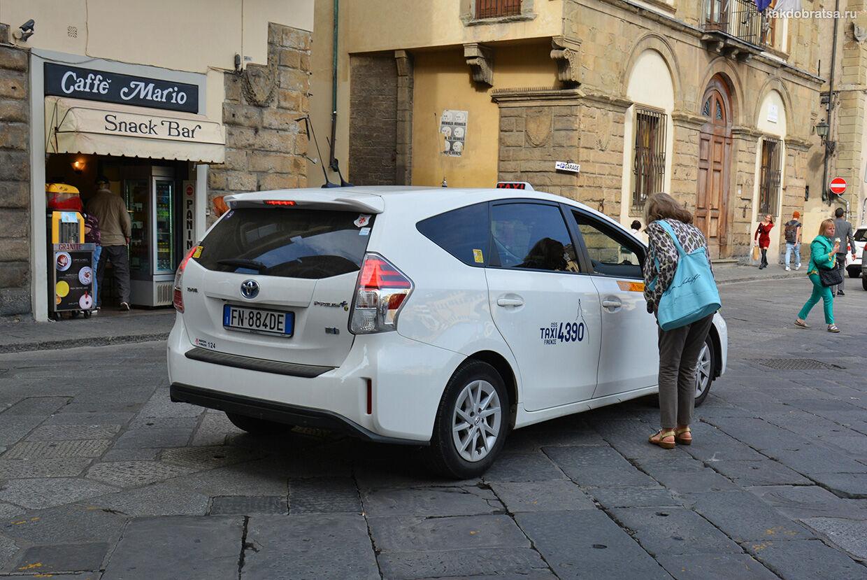 Такси и трансфер из аэропорта Римини