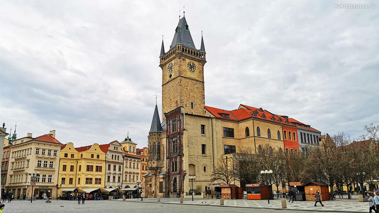 Как добраться из Варшавы в Прагу