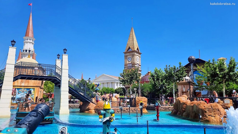 Парк развлечений Land of Legends в Белеке в Турции как добраться