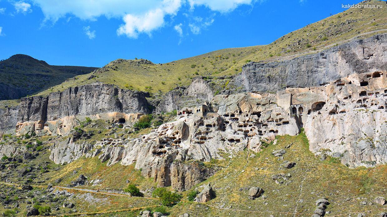 Как добраться до пещерного города Вардзия из Тбилиси и Боржоми