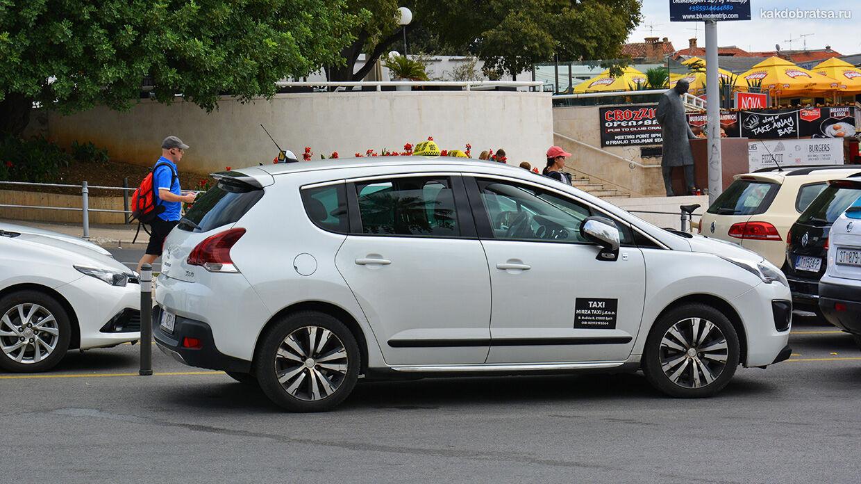 Такси в Дубровнике