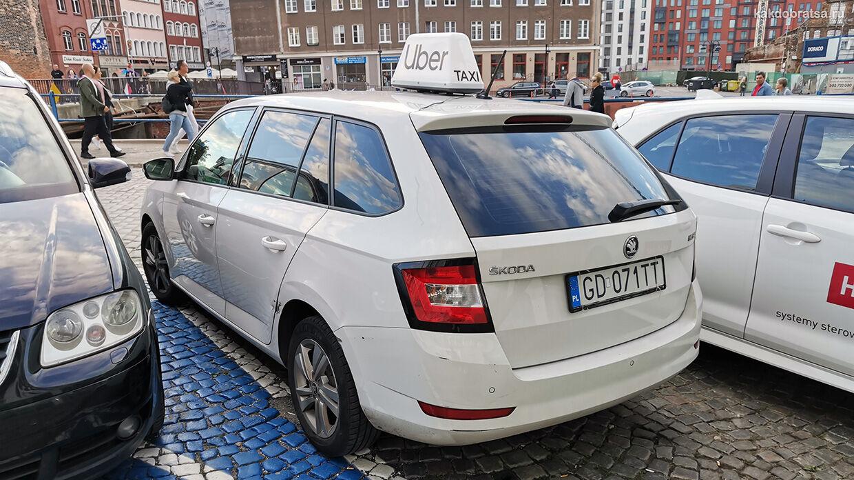 Такси в Гданьске